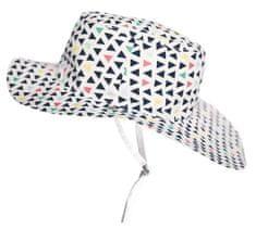 Ki-ET-LA dětský oboustranný klobouk s UV ochranou