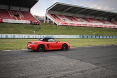 SHOWDRIVE.CZ Řízení Porsche 718 na skutečném závodním okruhu Autodrom Most - 3 kola
