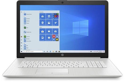 Notebook HP 17-ca2001nc (19M44EA) 17,3 palců Full HD dedikovaná grafika