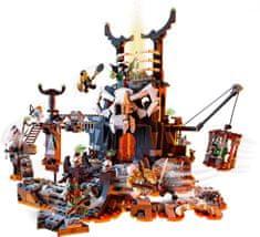 LEGO klocki Ninjago 71722 Czarodziej czaszek