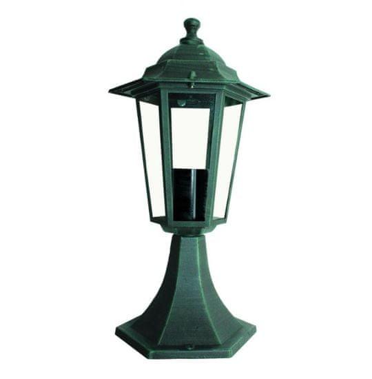 ACA Venkovní lucerna HI6023V max. 60W/E27/IP45, Green-black
