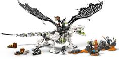 LEGO klocki Ninjago 71721 Smok Czarodzieja czaszek