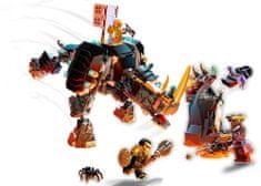 LEGO Ninjago 71719 Zane's Mino Creatur, Zanejeva Ninja