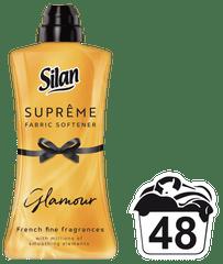 Silan Supreme Glamour płyn do zmiękczania tkanin – 1200 m