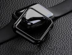 Coteetci COTEetCI polykarbonátové pouzdro pro Apple Watch 42 mm CS7046-LK, černé