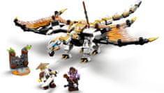 LEGO Ninjago 71718 Wu's Battle Dragon, Wu i njegov bojni zmaj