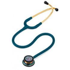 Littmann Classic III Rainbow Edition, stetoskop pro interní medicínu, karibská modrá