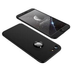 GKK 360 Full Body plastové pouzdro na iPhone 7/8, černé