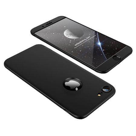 GKK 360 Full Body műanyag tok iPhone 7/8, fekete