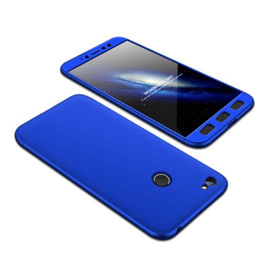 GKK 360 Full Body plastové pouzdro na Xiaomi Redmi Note 5A Prime, modré