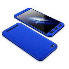 GKK 360 Full Body műanyag tok Xiaomi Redmi 5A, kék