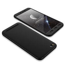 GKK 360 Full Body műanyag tok Xiaomi Redmi 5A, fekete
