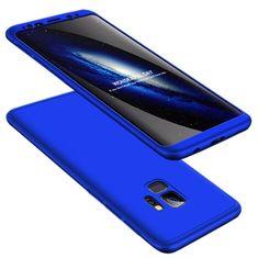 GKK 360 Full Body műanyag tok Samsung Galaxy S9, kék