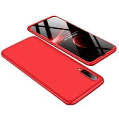 GKK 360 Full Body plastové pouzdro na Samsung Galaxy A50, červené