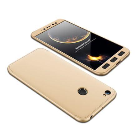 GKK 360 Full Body műanyag tok Xiaomi Redmi Note 5A Prime, arany