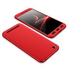 GKK 360 Full Body műanyag tok Xiaomi Redmi 5A, piros