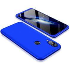 GKK 360 Full Body plastové pouzdro na Huawei P20 Lite, modré