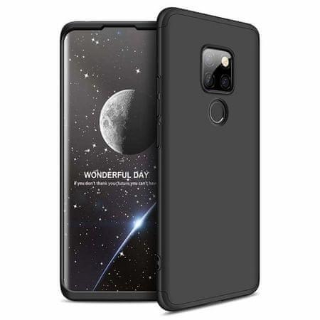GKK 360 Full Body műanyag tok Huawei Mate 20, fekete