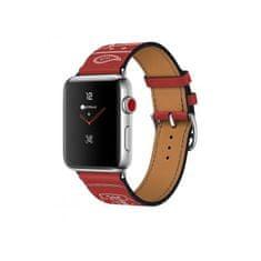 Coteetci kožený řemínek pro Apple Watch 38 / 40mm