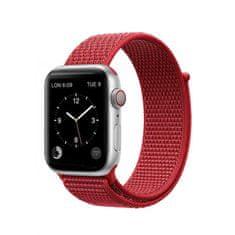 Coteetci sportovní řemínek na suchý zip pro Apple Watch 42 / 44mm