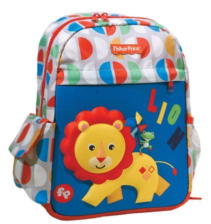 GIM Plecak dla dzieci Fisher Price Lion
