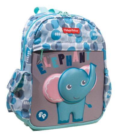 GIM Plecak dla dzieci Fisher Price Elephant