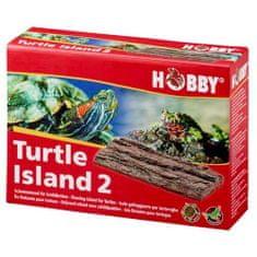 HOBBY aquaristic HOBBY Turtle Island 25,5x16,5cm ostrůvek pro želvy