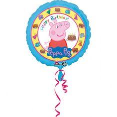 Amscan Fóliový balónek prasátko Pepa