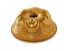 Nordic Ware Forma na bábovku Chiffon zlatá Nordic Ware