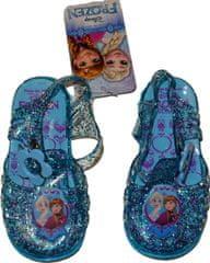 Disney Modré sandále Frozen