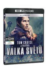 Válka světů (2 disky) - Blu-ray + 4K Ultra HD