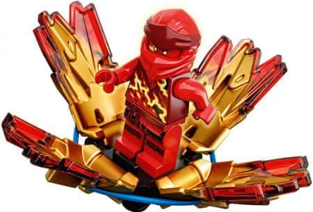 LEGO Ninjago 70686 Špinjitzu Strike - Kai - Odprta embalaža