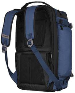 Wenger SPORTPACK - 2v1 batoh/sportovní taška, modrá (606487)