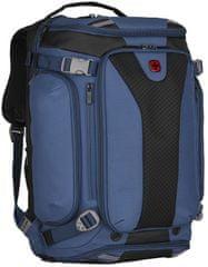 Wenger SPORTPACK - 2v1 batoh / športová taška, modrá (606487)