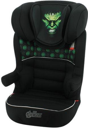 Nania fotelik samochodowy R-WAY EASYFIX HULK LX 2020