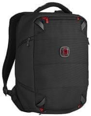 """Wenger TECHPACK - 14"""" batoh na notebook a příslušenství, černý (606488)"""