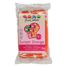 Vynikající marcipán oranžový 250g