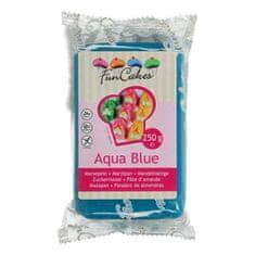 Vynikající marcipán Aqua Blue 250g