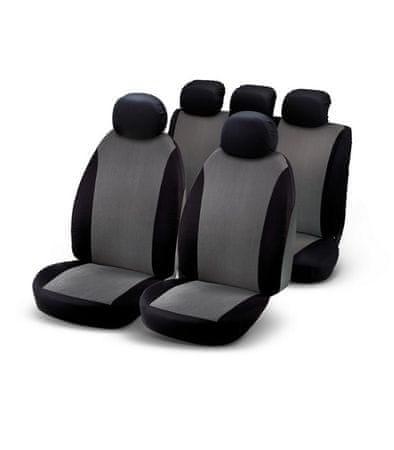 Bottari komplet prevlek za sedež S9, temno siv