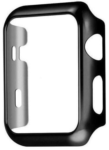 Coteetci COTEetCI polykarbonátové pouzdro pro Apple Watch 44 mm CS7066-BK, černé