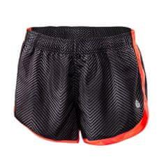 Klimatex Futtassa a KATO rövidnadrágot fekete / neon korallokkal, Futtassa a KATO rövidnadrágot fekete / neon korallokkal