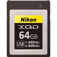 Nikon XQD kartica, 64 GB