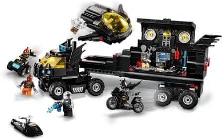 LEGO Super Heroes 76160 Mobilna baza Batmana