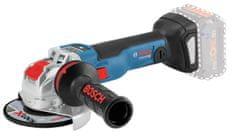 BOSCH Professional szlifierka kątowa akumulatorowa X-LOCK GWX 18V-10 SC (0.601.7B0.400)