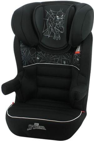 Nania R-WAY SPIDERMAN BLACK LX 2020