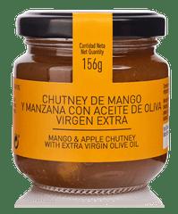 La Chinata Chutney Z Manga A Jablek S Extra Panenským Olivovým Olejem