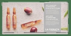 La Chinata Ampulky Na Rozjasnění Proti Skvrnám S Pupeny Potočnice A Soji
