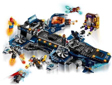 LEGO Super Heroes 76153 Helicarrier Avenger