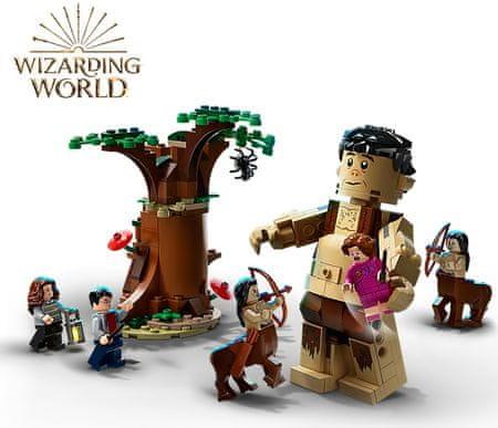 LEGO Harry Potter 75967 Tiltott rengeteg: Gróp és Umbridge professzor találkozója