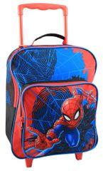 MaDe Spiderman nahrbtnik na kolesih